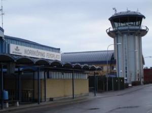 norrköping flygplats charter