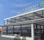 Charter från Luleå flygplats