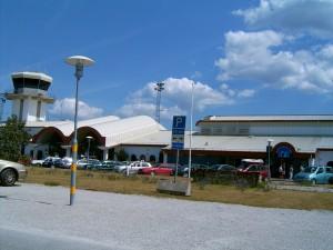 Charter från Visby flygplats.