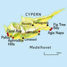 karta cypern ayia napa Barnvänliga Cypern   Billiga charterresor från din lokala  karta cypern ayia napa